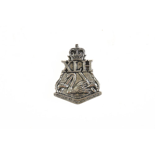 The 10th Light Horse Regiment Pewter Lapel Pin - Buckingham Pewter