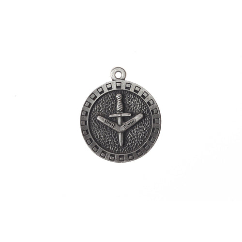 The 1st Commando Regiment Pewter Keyring (1 CDO REGT) - Buckingham Pewter