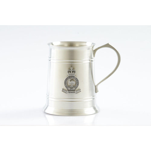 2nd 14th Light Horse Regiment 560 ml Tankard-Buckingham Pewter
