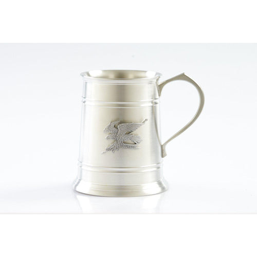 2nd Cavalry Regiment 560 ml Tankard-Buckingham Pewter