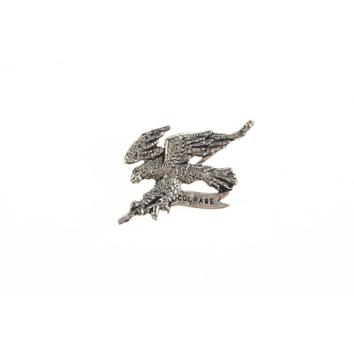 2nd Cavalry Regiment Pewter Lapel Pin - Buckingham Pewter