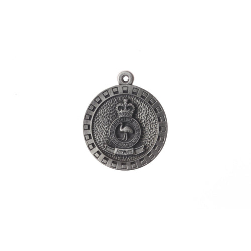 2nd/14th Light Horse Regiment Keyring-Buckingham Pewter