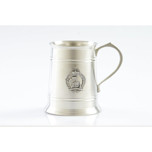 3rd/4th Cavalry Regiment 560 ml Tankard-Buckingham Pewter