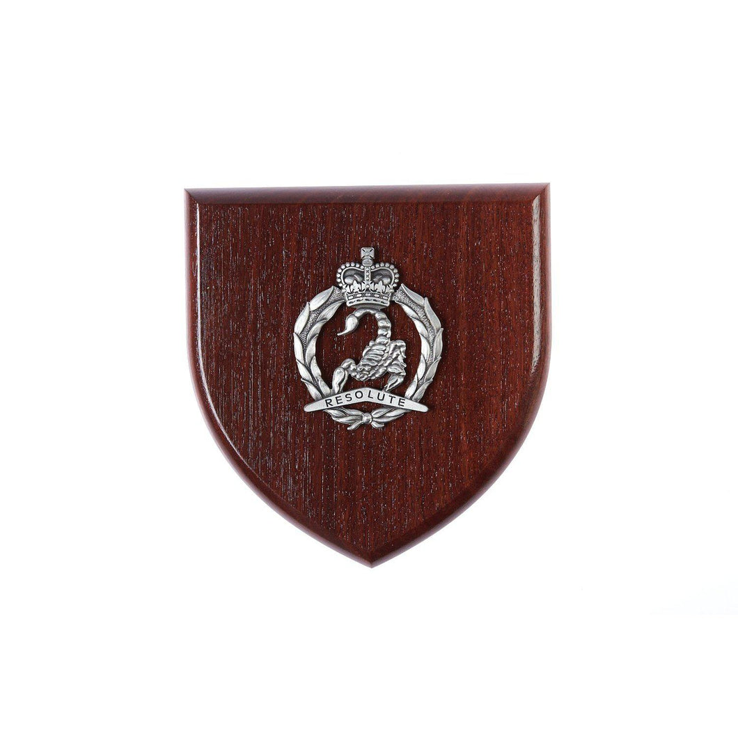 3rd/4th Cavalry Regiment Plaque Large - Buckingham Pewter