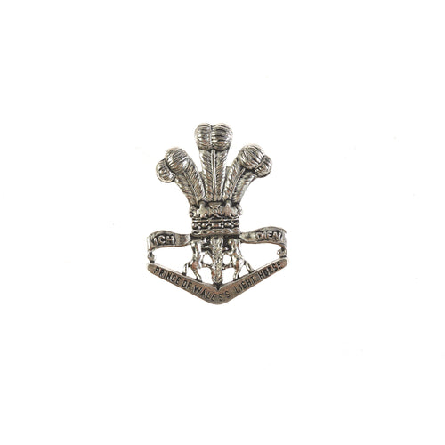 4/19th Prince of Wales Light Horse Pewter Lapel Pin - Buckingham Pewter