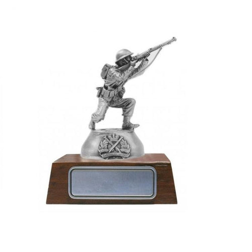 A019 World War II Dunkirk Pewter Figurine - Buckingham Pewter