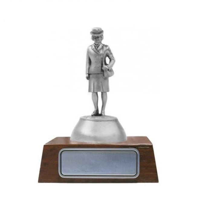 A027 West Australian Policewoman-Buckingham Pewter