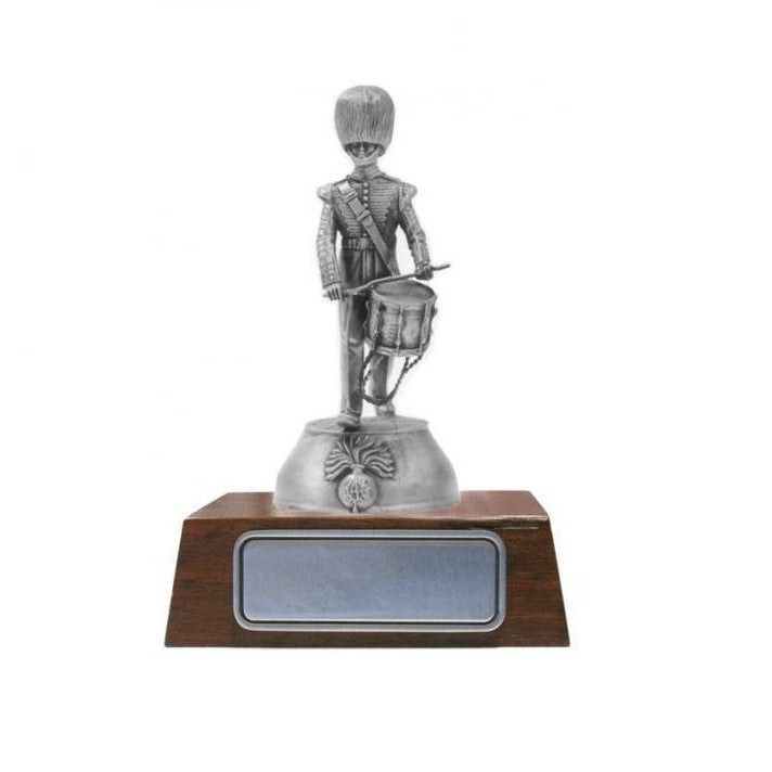A084 Drummer Honourable Artillery Company 1981 Pewter Figurine - Buckingham Pewter