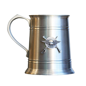 Royal Australian Airforce Airfield Defence 560ml Tankard-Buckingham Pewter