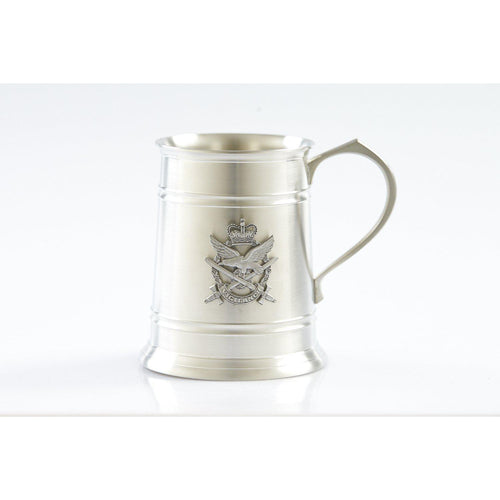 Australian Army Aviation Corp (AAAvn) 560 ml Tankard-Buckingham Pewter