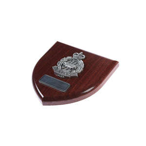 The Australian Army Catering Corps Plaque Large (AACC) - Buckingham Pewter