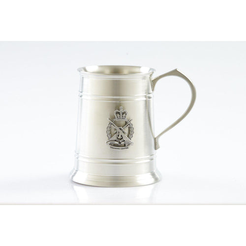 Army Recruit Training Centre 560 ml Tankard-Buckingham Pewter