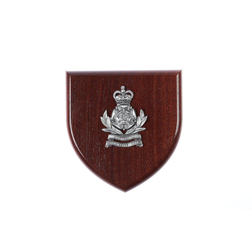The Australian Intelligence Corps Plaque Large (AUSTINT) - Buckingham Pewter