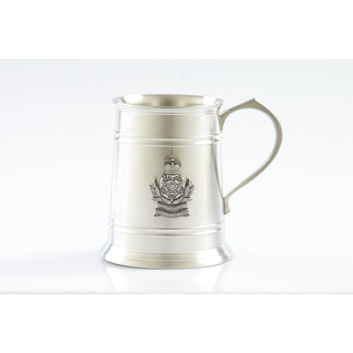 The Australian Intelligence Corp (AUSTINT) 560 ml Tankard-Buckingham Pewter
