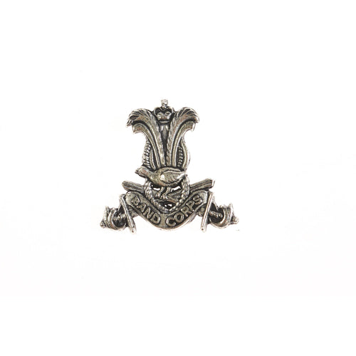 The Australian Army Band Corps Pewter Lapel Pin Band (AABC) - Buckingham Pewter