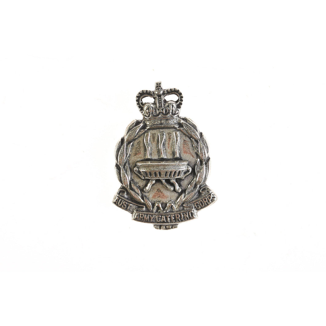 The Australian Army Catering Corps Pewter Lapel Pin (AACC) - Buckingham Pewter