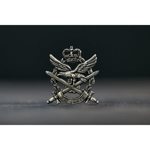 Australian Army Aviation Pewter Lapel Pin (AAAvn) - Buckingham Pewter