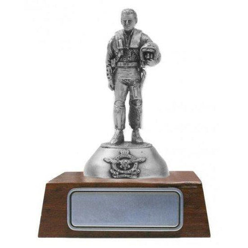 B107 Royal Australian Air Force RAAF 1980 - Buckingham Pewter