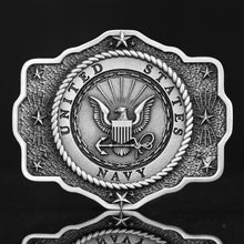 Load image into Gallery viewer, US NAVY Belt Buckle BP1002