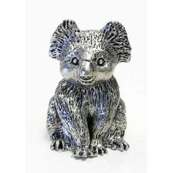 BP129 Pewter Koala-Buckingham Pewter