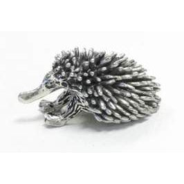 BP152 Pewter Echidna Small-Buckingham Pewter