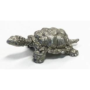 BP198 Pewter Turtle - Small-Buckingham Pewter