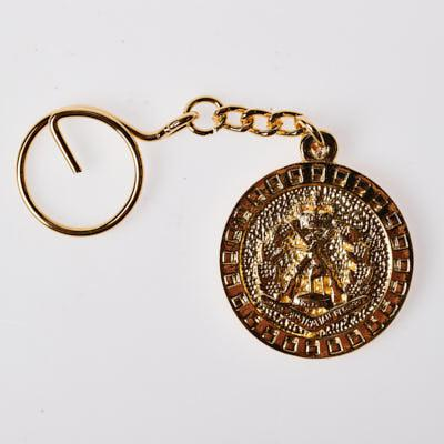 The Royal Australian Regiment Keyring GOLD PLATED