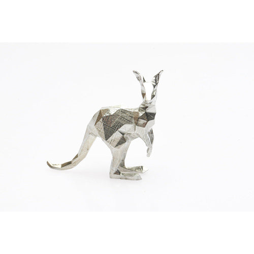 Geo Kangaroo Large-Buckingham Pewter