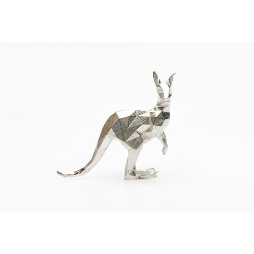 Geo Kangaroo Small-Buckingham Pewter