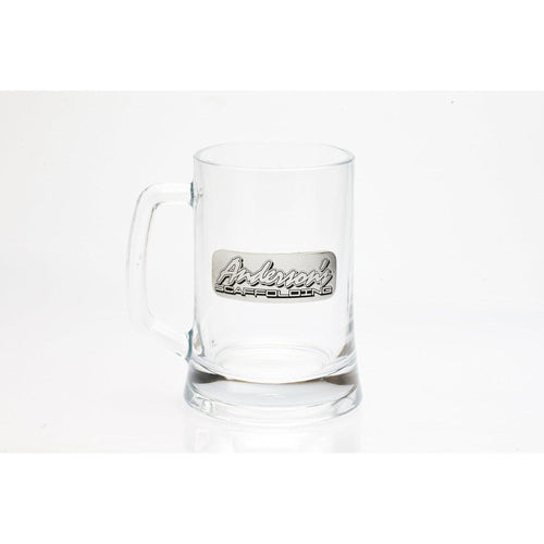 Custom Beer Mug-Buckingham Pewter