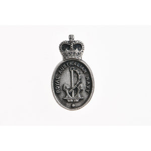 Royal Australian Navy Pewter Pin (RAN) - Buckingham Pewter