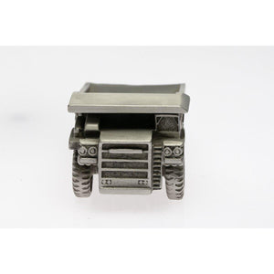 M003 Small Haulpac Truck-Buckingham Pewter