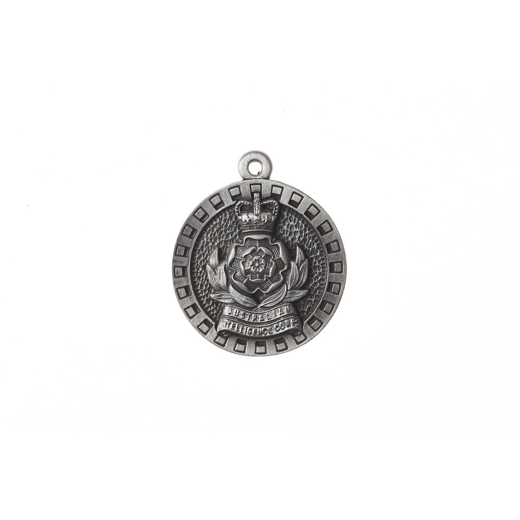 The Australian Intelligence Corps Pewter Keyring (AUSTINT) - Buckingham Pewter