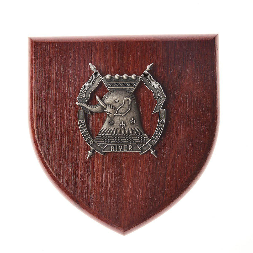 12th/16th Hunter River Lancers Large Plaque