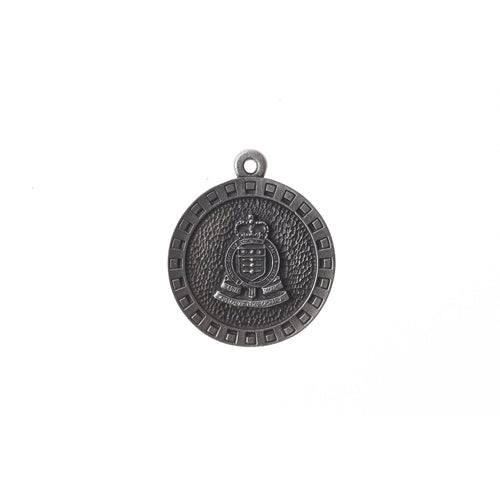 The Royal Australian Army Ordnance Corps Pewter Keyring (RAAOC) - Buckingham Pewter