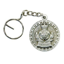 Load image into Gallery viewer, The Australian Intelligence Corps Pewter Keyring (AUSTINT) - Buckingham Pewter
