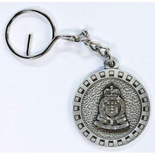 Load image into Gallery viewer, The Royal Australian Army Ordnance Corps Pewter Keyring (RAAOC) - Buckingham Pewter