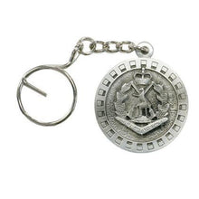 Load image into Gallery viewer, The Royal Australian Regiment Pewter Keyring (RAR) - Buckingham Pewter