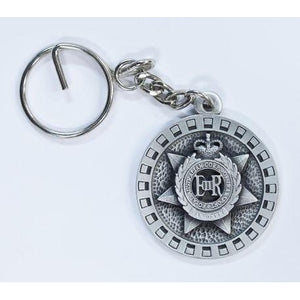 The Royal Australian Corps of Transport Pewter Keyring (RACT) - Buckingham Pewter