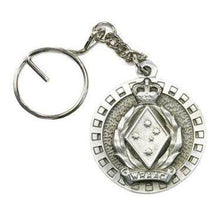 Load image into Gallery viewer, The Women's Royal Australian Army Corps Pewter Keyring (WRAAC) - Buckingham Pewter