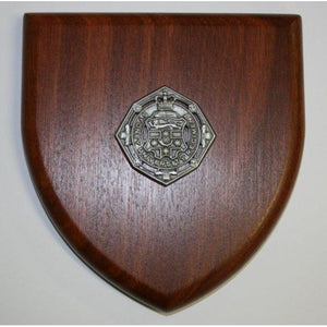 Sydney University Regiment Plaque Large - Buckingham Pewter