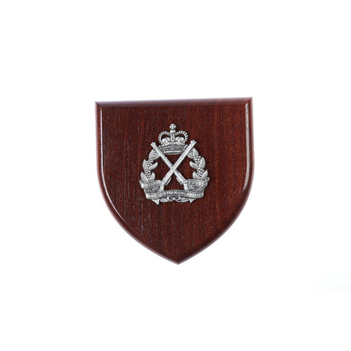 The Royal Australian Infantry Corps Plaque Large (Infantry) (RA Inf) - Buckingham Pewter