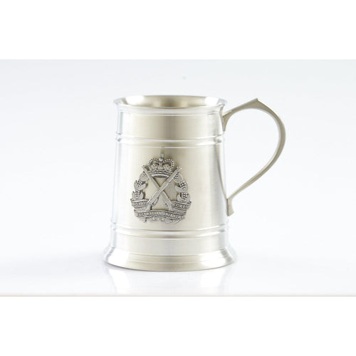 The Royal Australian Infantry Corp (RA INF) 560 ml Tankard-Buckingham Pewter