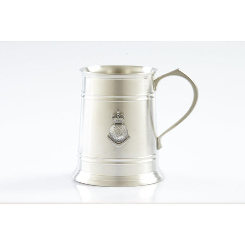 The Royal Australian Survey Corps (RA Svy) 560 ml Tankard-Buckingham Pewter