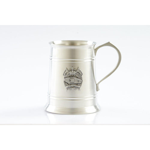The Royal Australian Armoured Corps (RAAC) 560 ml Tankard-Buckingham Pewter
