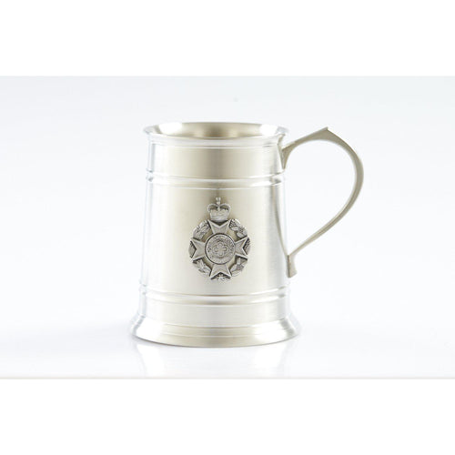 The Royal Australian Army Chaplains' Department (RAAChd) 560 ml Tankard-Buckingham Pewter