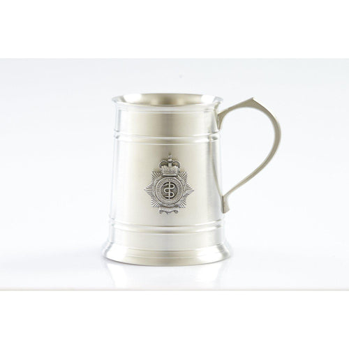 The Royal Australian Army Medical Corps (RAAMC) 560 ml Tankard-Buckingham Pewter