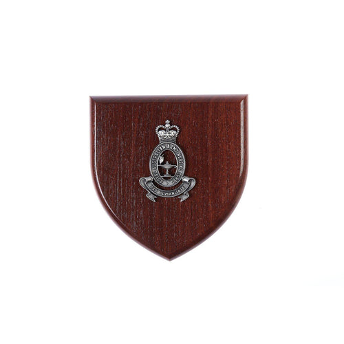 The Royal Australian Army Nursing Corps Plaque Large (RAANC) - Buckingham Pewter