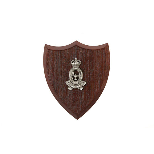 The Royal Australian Army Nursing Corps Plaque Small (RAANC) - Buckingham Pewter