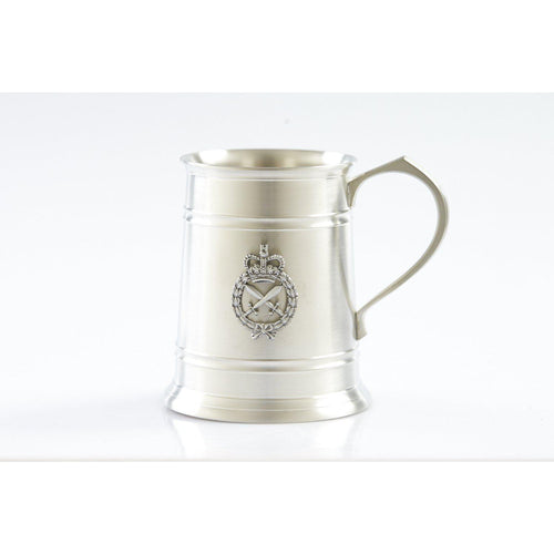 The Royal Australian Corps of Military Police (RACMP) 560 ml Tankard-Buckingham Pewter